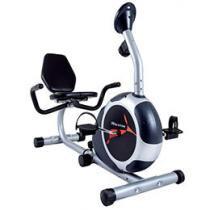 Bicicleta Ergométrica Houston Fitness BE50AC - Magnética Display 5 Funções