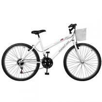 Bicicleta Feminina Serena Plus 21V Aro 26 Master Bike - Master Bike