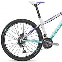 Bicicleta Focus Whistler Evo Donna 27.5 27 V Branca 2016 - S - Focus