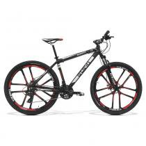 Bicicleta GTS M1 Aro 29 Advanced New Magnésio 21 marchas e Suspensão - Preto Fosco -