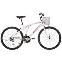 Bicicleta Houston Bristol Lance Aro 26 21 Marchas - Freio V-Brake