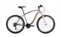 Bicicleta Houston HT70 Aro 27,5 TM19 Grafite -