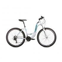 Bicicleta Houston HT71 Aro 27,5 TM15 Branca -