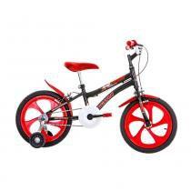 Bicicleta Houston Infantil Nic Preto Aro 16 - Houston