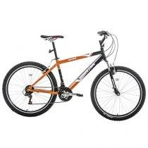 Bicicleta Houston Medal Aro 26 21 Marchas - Suspensão Dianteira Freio V-brake