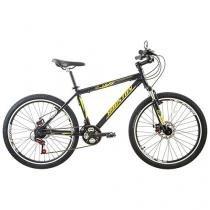 Bicicleta Houston Mercury HT 2.6 Aro 26 - 21 Marchas Quadro de Alumínio Freio a Disco