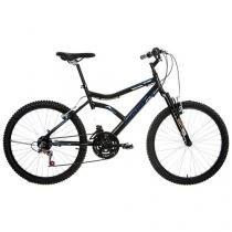 Bicicleta Houston Netuno 2.4 Aro 24 21 Marchas - Freio V-Brake