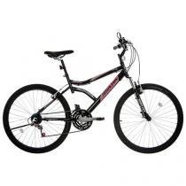 Bicicleta Houston Venus 2.6 Aro 26 21 Marchas - Freio V-Brake