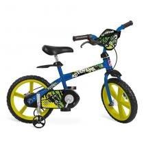 Bicicleta Infantil 14 Polegadas Adventure 3011 - Bandeirante -