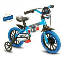 Bicicleta Infantil Aro 12 Veloz Nathor -