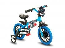 Bicicleta Infantil Aro 12 Veloz - Nathor -