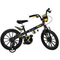 Bicicleta Infantil Aro 16 Batman 2363 - Bandeirante - Bandeirante