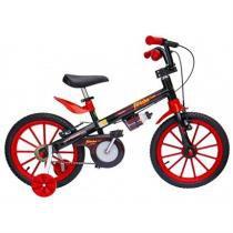 Bicicleta Infantil Aro 16 Ferinha Preta 17341-18809 Fischer - Fischer