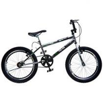 Bicicleta Infantil Aro 20 Colli Bike - Cross Free Ride Cromado Freio V-Brake