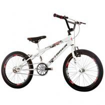 Bicicleta Infantil Aro 20 Track  Bikes Noxx - Branca Freio V-Brake