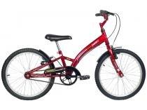 Bicicleta Infantil Aro 20 Verden Smart - Vermelha Freio V-Brake
