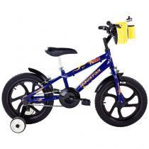 Bicicleta Infantil Bandeirante Mulher Maravilha - Aro 16 Freio V-brake