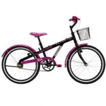 Bicicleta Infantil Caloi Barbie Aro 20 - Freio Cantilever