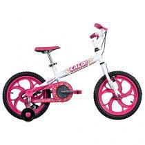 Bicicleta Infantil Caloi Ceci - Aro 16 Freio Cantilever