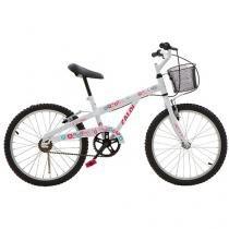 Bicicleta Infantil Caloi Foxer Ceci Aro 20 - Freio V-brake