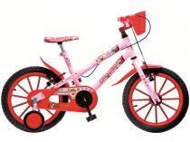Bicicleta Infantil Colli Bike Moranguinho Aro 16 - Freio V-brake