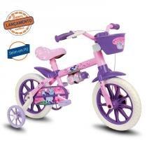 Bicicleta infantil feminina aro 12 cat - Nathor