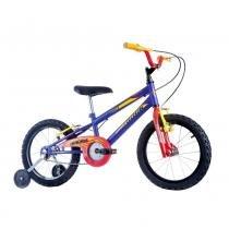 Bicicleta Infantil Masculina Track Boy Aro 16 Azul - Track