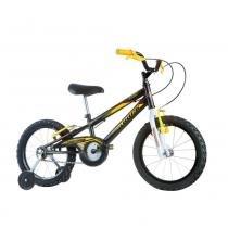 Bicicleta Infantil Masculina Track Boy Aro 16 Preto - Track
