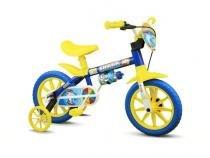 Bicicleta Infantil Masculino Aro 12 Shark - Nathor -