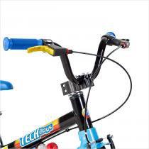 Bicicleta Infantil Masculino Aro 16 Tech Boys - Nathor -