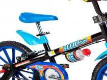 Bicicleta Infantil Menino Aro 16 Tech Boys Nathor Meninos -