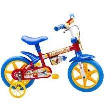 Bicicleta Infantil Nathor - Aro 12 Fireman