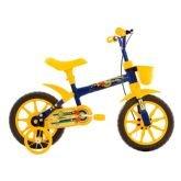 Bicicleta Infantil Track Bikes Arco-Íris, Azul, Aro 12 - Track  bikes
