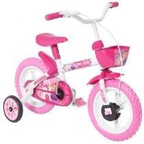 Bicicleta Infantil Track & Bikes Arco Iris W - Aro 12