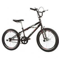 Bicicleta Infanto-juvenil Track & Bikes - Cross Freestyle Aro 20 Freio V-brake - U- brake