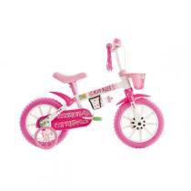 Bicicleta Kit Kat Aro 12 Rosa Track Bikes - Track Bikes