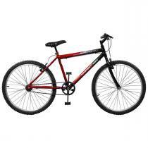 Bicicleta Masculina Ciclone Aro 26 Master Bike -