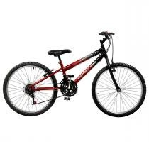 Bicicleta Masculina Ciclone Plus 21V Aro 24 Master Bike - Master Bike