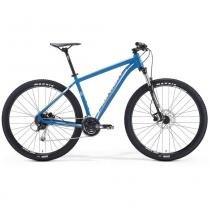 "Bicicleta Merida Big Nine 100 29"" 27 V Azul/Branco (2016) - 19 - Merida"