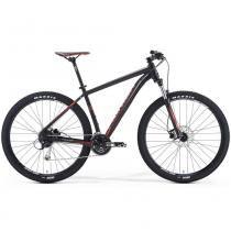 "Bicicleta Merida Big Nine 100 29"" 27 V Preto/Vermelho (2016) - 17 - Merida"