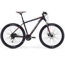 """Bicicleta Merida Big Seven 100 27,5"""" 27 V Preto/Vermelho (2016) - TAM 18,5 - 18,5 - Merida"""
