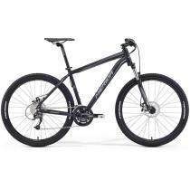 "Bicicleta Merida Big Seven 40 27,5"" 27 V Disco Mecânico Preto/Cinza (2016) - 15 - Merida"