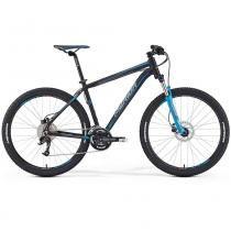 "Bicicleta Merida Big Seven 70 27,5"" 30 V Preto/Azul (2016) - 15 - Merida"