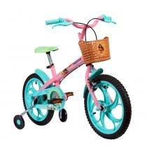 Bicicleta Moana Aro 16 - Caloi - Caloi