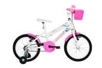 Bicicleta Mormaii Aro 16 Sweet Girl Branca - 2011797 -