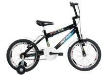 Bicicleta  Mormaii Aro 16 Top Lip Cross  - c/ aro AERO Preto - 2011805 -