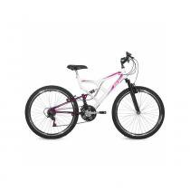 8ca899e3858ba Bicicleta Mormaii Aro 26 Full Suspension Big Rider 21V C18 -