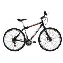Bicicleta Mormaii Aro 29 Jaws 21V Disk Brake Preta -