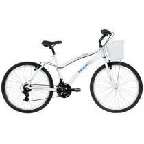 Bicicleta Mormaii Beach Way Pro Aro 26 21 Marchas - Câmbio Shimano Quadro de Alumínio Freio V-Brake
