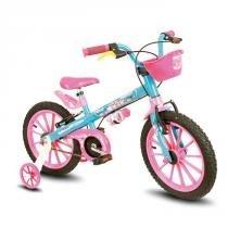 Bicicleta Nathor Aro 16 Candy - Nathor